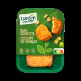 Garden Gourmet Vegetarische kaas-schnitzel (alleen beschikbaar binnen Europa)
