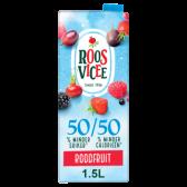 Roosvicee 50/50 Roodfruit