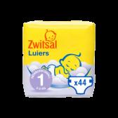 Zwitsal New born luiers