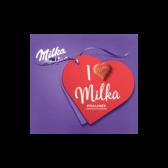 Milka Hazelnut cream pralines