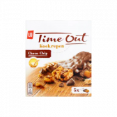 LU Time out koekrepen choco chip