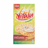 Liga Vitalu wholegrain crackers