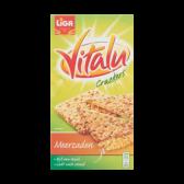 Liga Vitalu multiseed crackers