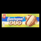 LU Bastogne duo met amandel-vanille smaak