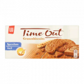 LU Time out granenbiscuits speculaas