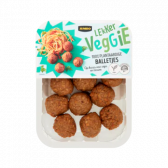 Jumbo Lekker veggie 100% plantaardige balletjes (alleen beschikbaar binnen Europa)