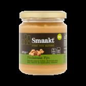 Smaakt Organic fine peanut butter small