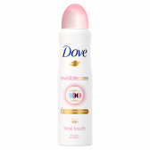 Dove Invisible care anti-transpirant spray (only available within Europe)