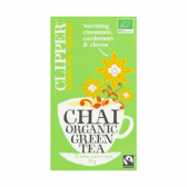 Clipper Biologische groene chai thee