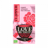 Clipper Biologische kaneel chai thee love me truly
