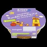 Ella's Kitchen Biologische runderstoofpotje met wortelgroente (vanaf 12 maanden)