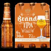 Brand IPA beer