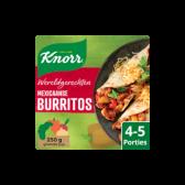 Knorr Mexican burritos world dish XXL