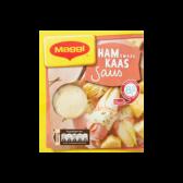 Maggi Ham cheese sauce