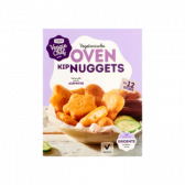 Jumbo Veggie chef vegetarian oven chicken nuggets (at your own risk)