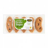 Jumbo Creambutter pretzels