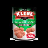 Klene Salmiakriksen zacht zout