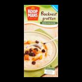 Koopmans Organic buckwheat grits