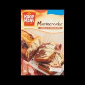 Koopmans Marble cake mix vanilla and chocolate