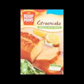 Koopmans Citroencake mix