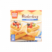 Koopmans Cream butter puff pastry (only available within Europe)