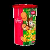 Lotus Mini koekjes voor kinderen
