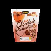Jumbo Milk chocolate peanut rocks