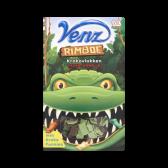 Venz Jungle croco flakes dark and vanilla