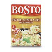 Bosto Rijst Mediterrane risotto-paella
