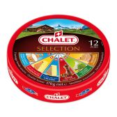 Chalet Zwitserse smeerkaas assortiment