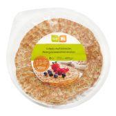 Delhaize Organic multigrain pancakes (at your own risk)