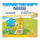 Nestle Grow milk grains 6-pack (1 year)
