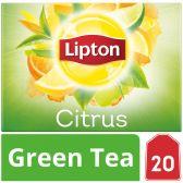 Lipton Citrus groene thee
