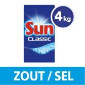 Sun Dish washing machine salt