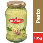 Bertolli Pesto verde pasta sauce