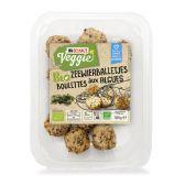 Delhaize Biologische algenballetjes vegetarisch (alleen beschikbaar binnen Europa)