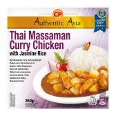 Authentic Asia Chicken massaman jasmin rice