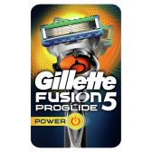 Gillette Fusion pro glide power shaving system