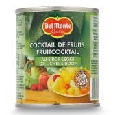 Del Monte Fruit cocktail on light syrup mini
