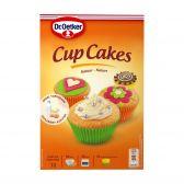 Dr. Oetker Natural cupcakes preparation