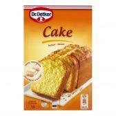 Dr. Oetker Cake natural preparation