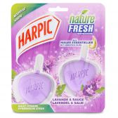 Harpic Hygienische steen nature fresh den