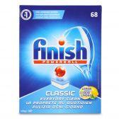 Finish Classic powerball dish washing tabs lemon