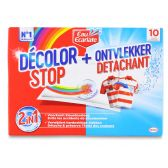 Eau Ecarlate Decolor stop clearing agent 2 in 1