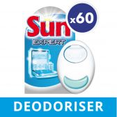 Sun Dish washing machine desodorisation