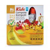 Delhaize Kids compote appel-banaan