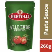 Bertolli All erbe pasta sauce