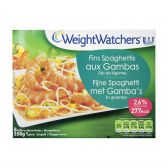 Weight Watchers Spaghetti with gambas and vegetables (only available within Europe)
