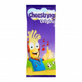 Cheestrings Strip cheese natural 40+ small (only available within Europe)