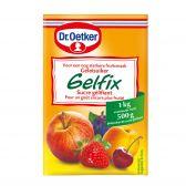 Dr. Oetker Gelfix suiker gelei
